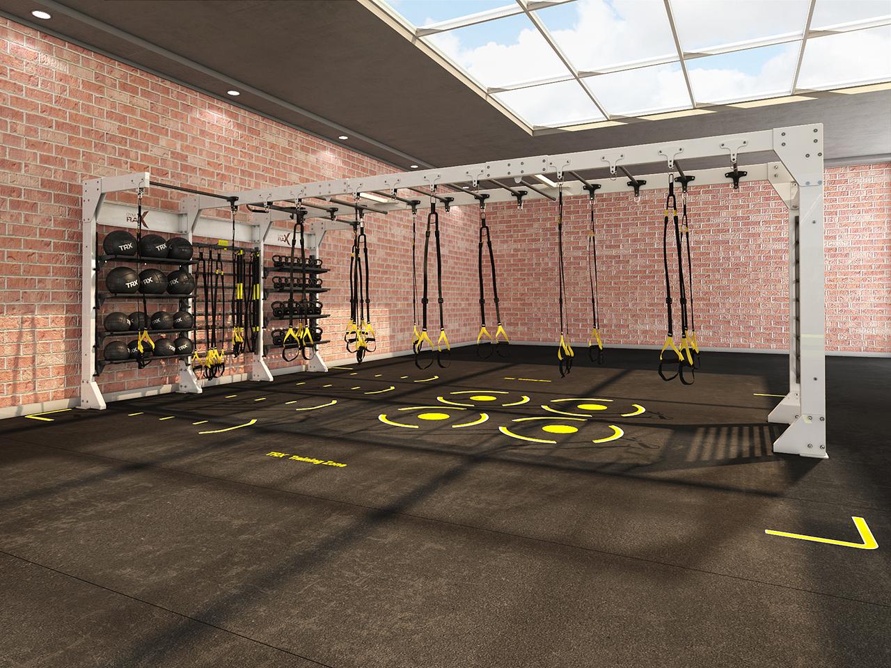 Gallery gym rax
