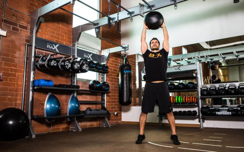 Gym Rax Bridge Suspension Streamline Lyft Fitness