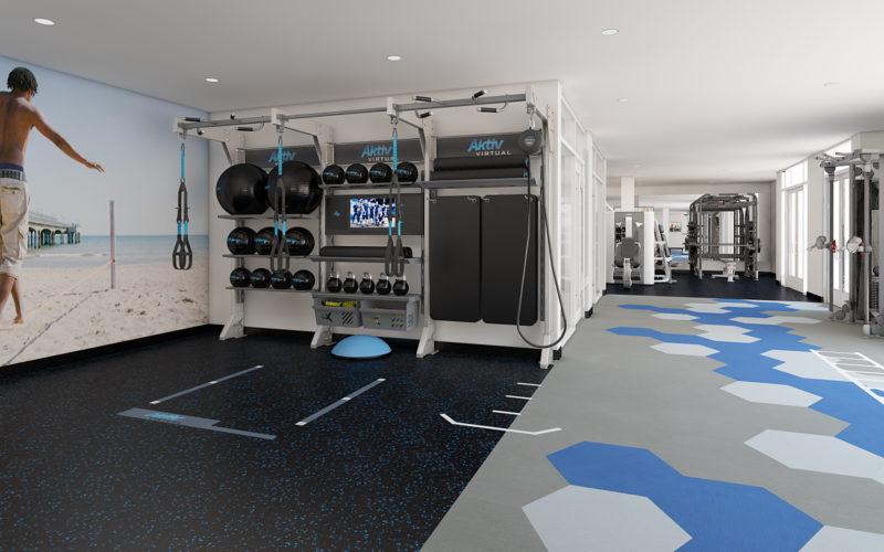 Aktiv Virtual-Gym Rax