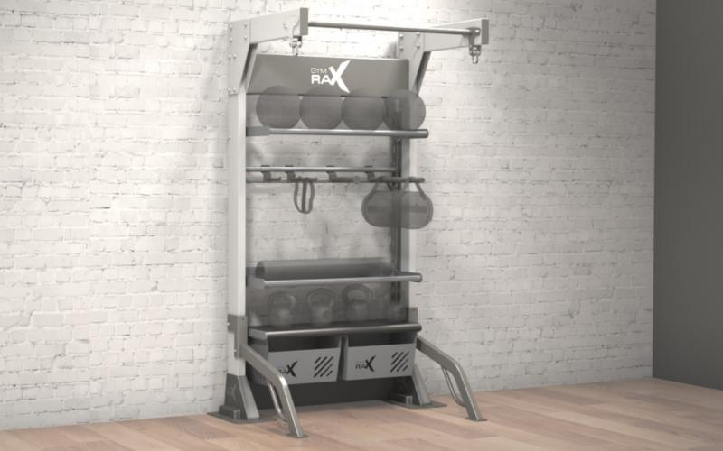 gym rax free anchor smart rigging suspension gym storage